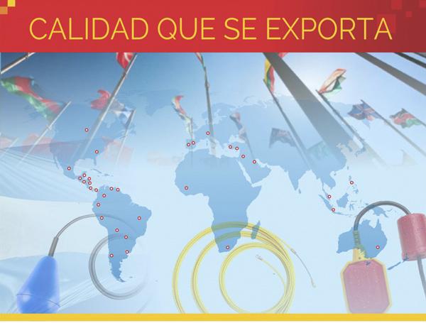 Calidad que se exporta